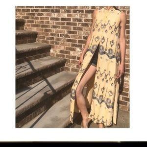 Vintage 80's Dorothy Schoelen dress